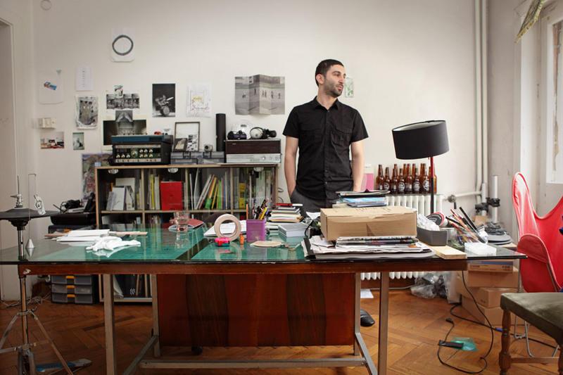 Noise Education A Conversation With Cevdet Erek Bidoun