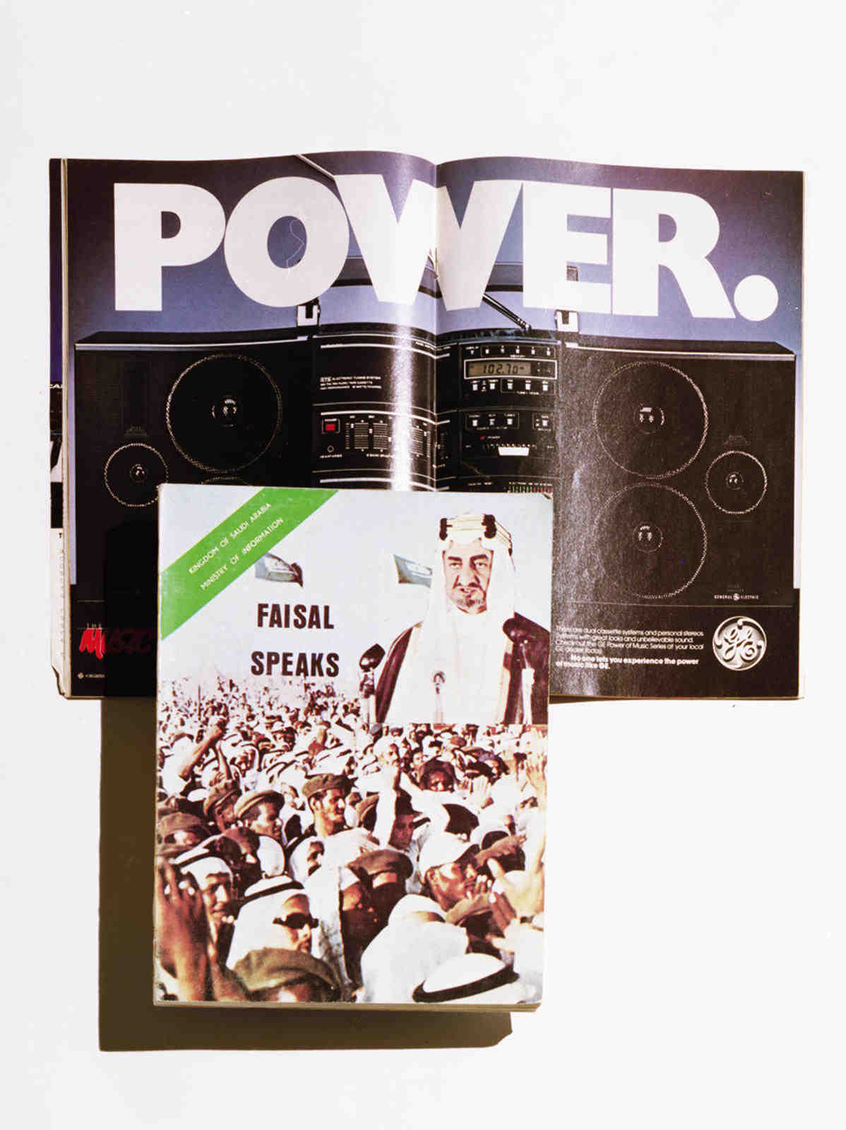 Faisal speaks power 3full cover lo res